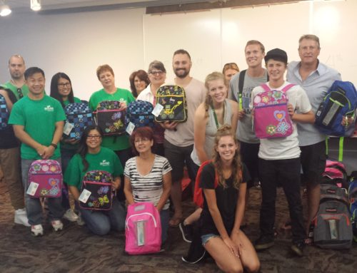 Backpacks for Little Hawks 2017